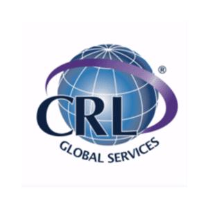 CRL Global Services world Logo